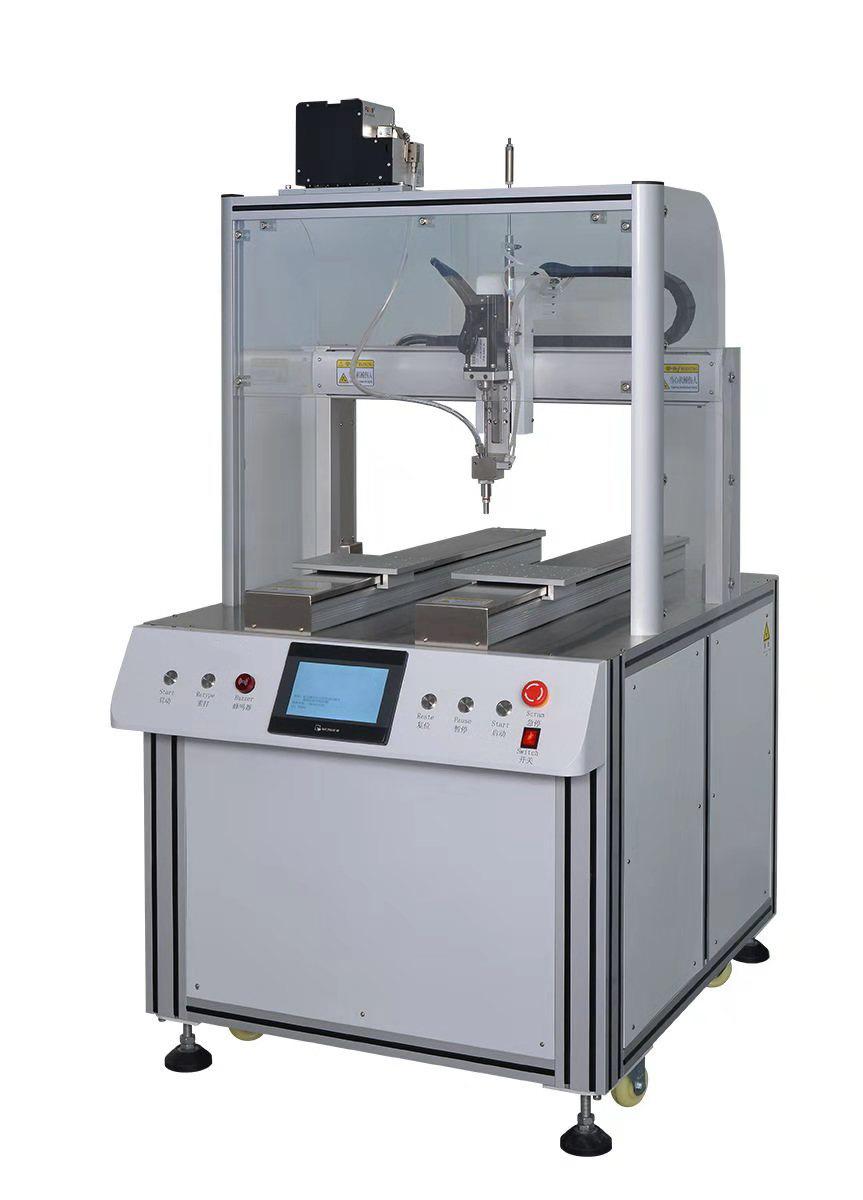自动锁螺丝机HW-7026-2Y(掉料式)机械参数 伺服