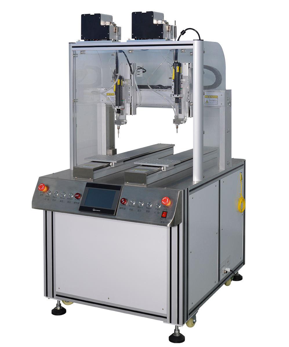 自动锁螺丝机HW-7026-2Z(掉料式)机械参数